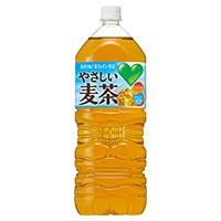 GREEN DAKARA やさしい麦茶 2L ×6本