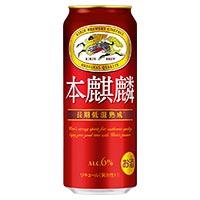 本麒麟 500ml ×24缶 製品画像